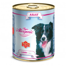 ARAS HYPO-ALLERGENIC консервы для собак «Ягненок с рисом» 820 г